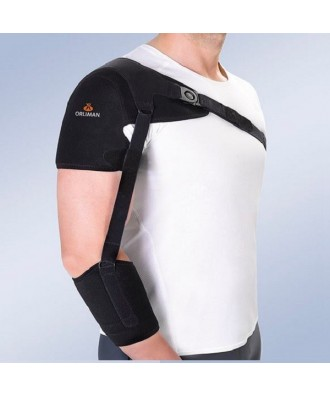 Soporte de hombro con cincha de antebrazo - Ref: 94304D (dcha) / 94304I (izq)