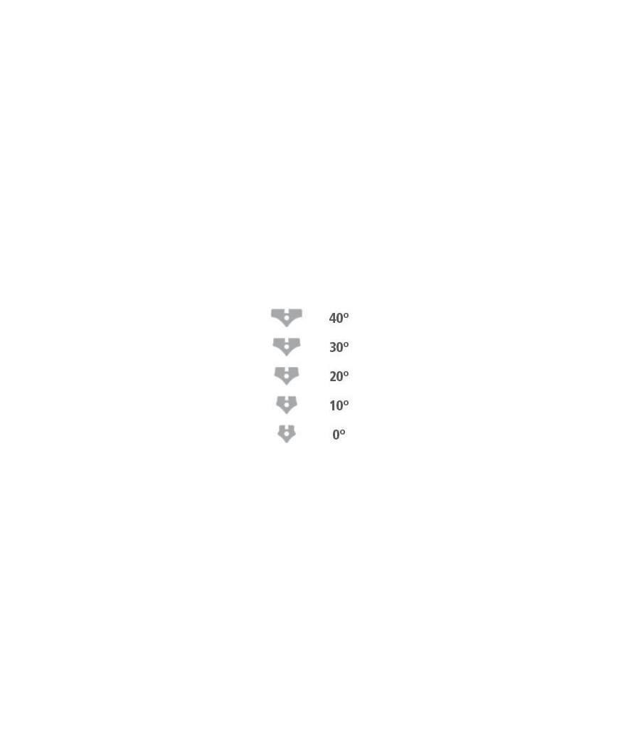 Kit cuñas en extensión para OCR200 - Ref: OCR205E