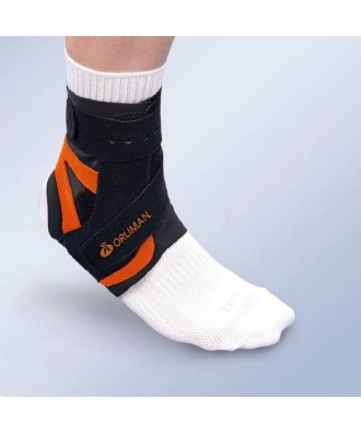 Estabilizador de tobillo con férula estabilizadora medio-lateral - Ref: EST-091D (dcha) / EST-091I (izqda)