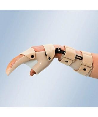 Ortesis de muñeca articulada - Ref: TP-6101DA (dcha) / TP-6101IA (izq)