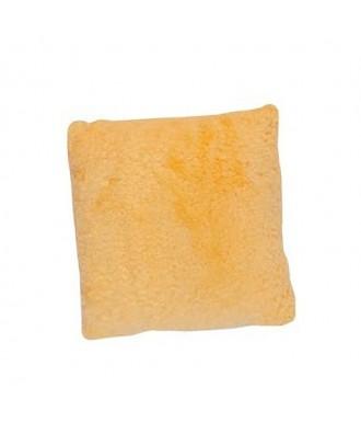 Cojín cuadrado de lana natural - Ref: 1726