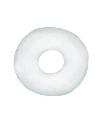 Cojín antiescaras anillo sintético blanco - Ref: 725