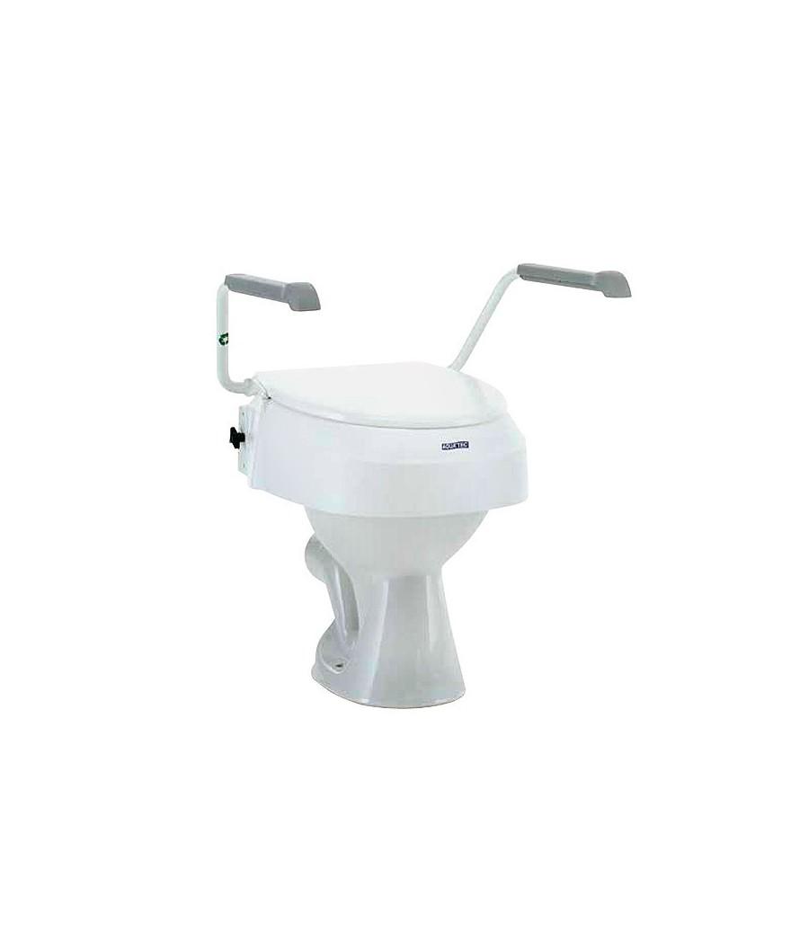 Elevador de WC con brazos - Ref: AT-900