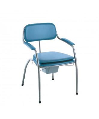 Cadeira com vaso sanitário Omega classic - Ref: H450