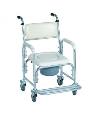 Cadeira de banho com WC - Ref: 22091