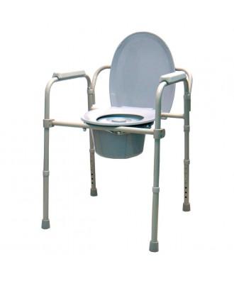 Cadeira sanitária 3 em1 - Ref: T2017
