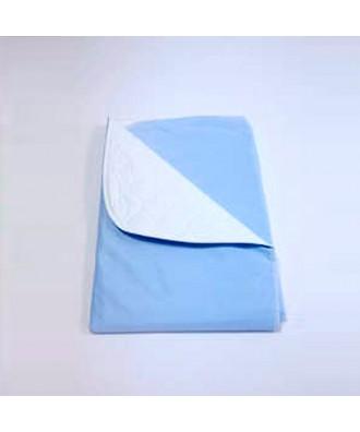 Resguardo da cama absorbente lavável 4 capas - Ref: 516