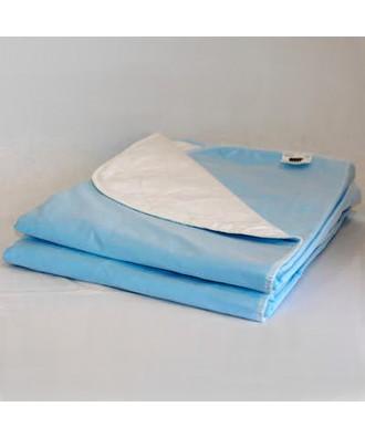 Resguardo da cama absorbente lavável 3 capas - Ref: 500