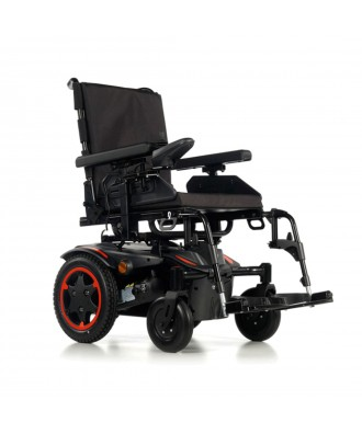 Cadeira de rodas eléctrica - Ref: Q100 R