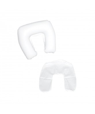 Almofada cervical inflável de viagem - Ref: 816