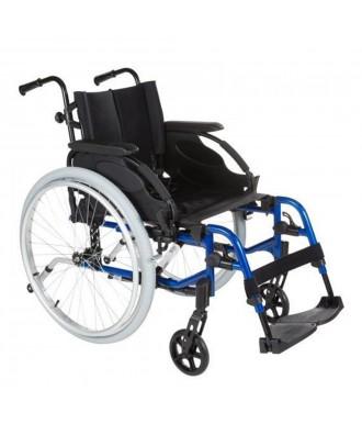 Cadeira de rodas de alumínio - Ref: ACTION 3NG