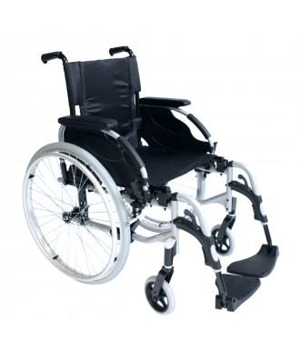 Cadeira de rodas de alumínio - Ref: ACTION 2NG