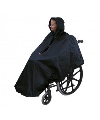 Capa impermeável para cadeira de rodas