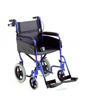 Cadeira de rodas de alumínio - Ref: ALU LITE
