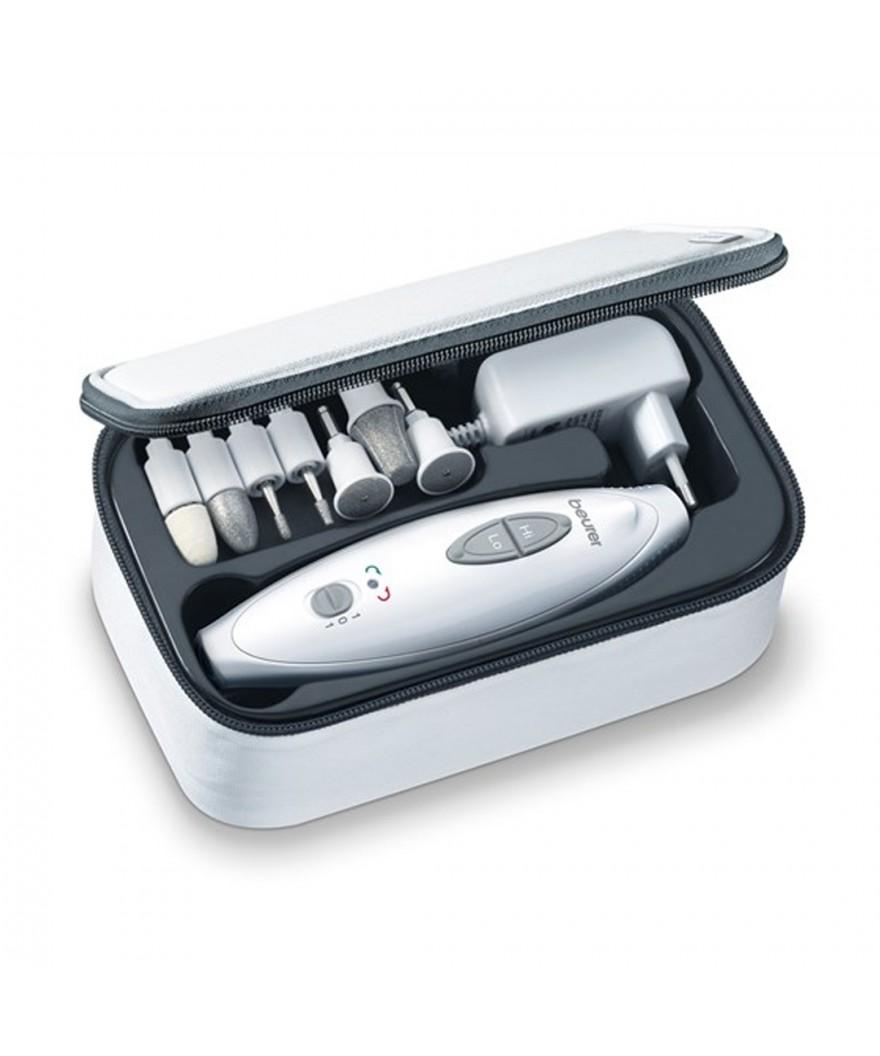 Set de manicura y pedicura con motor - Ref: MP-41