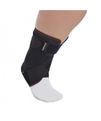 Estabilizador de tornozelo multifuncional - Ref: OPL490 (preto) / OPL491 (bege)