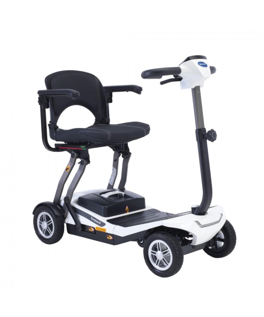 Scooter plegable manual - Ref: SCORPIUS