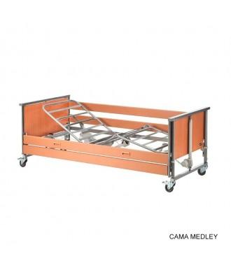 Cama articulada y elevable - Ref: MEDLEY