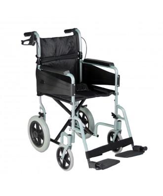 Silla de ruedas de aluminio - Ref: MINI TRANSFER