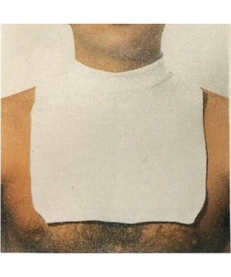 Pañuelo de punto para laringe