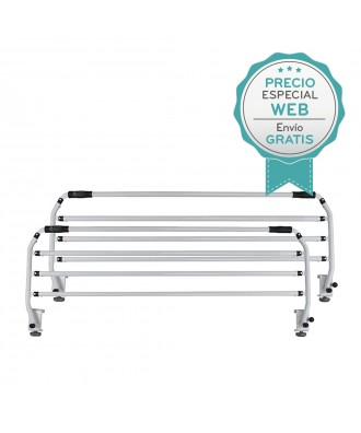 Barandillas plegable para cama (Pack 2 unidade PAR - OFERTA) - Ref: A4005