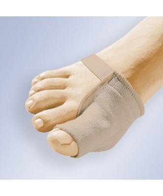 Protetor de joanetes em gel com tecido - Ref: GL-103