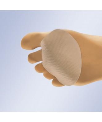 Almohadilla metatarsal en gel con tejido - Ref: GL-200