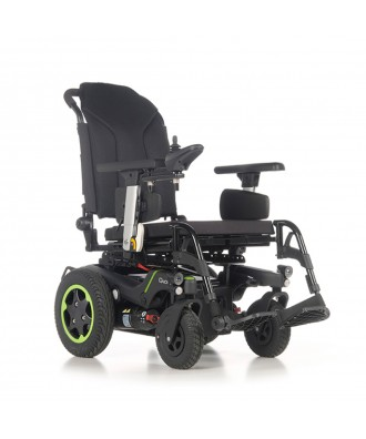 Silla de ruedas eléctrica - Ref: Q400 R