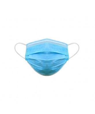 Máscaras faciais descartáveis tipo IIR (Pacote 50 uds)