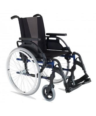Cadeira de rodas de alumínio dobrável - Ref: STYLE RG