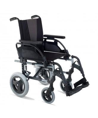 Cadeira de rodas de alumínio dobrável - Ref: STYLE RP