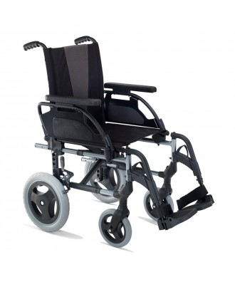 Silla de ruedas de aluminio plegable - Ref: STYLE RP