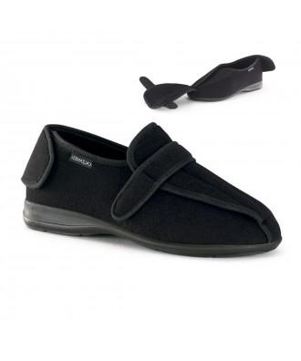 Zapatillas para mujer con apertura total - Ref: 3050
