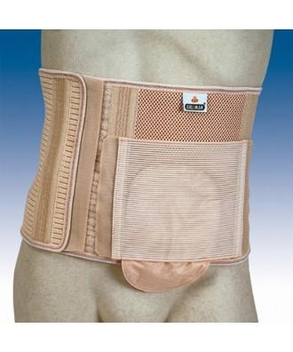 Faja abdominal ostomizados con orificio - Ref: COL-165/COL-167/COL-169 & COL-245/COL-247/COL-249