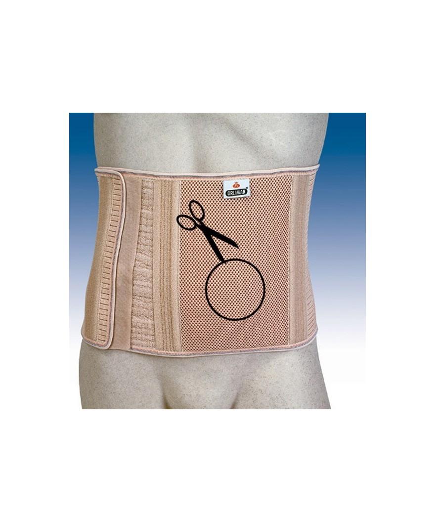 Faja abdominal ostomizados sin orificio - Ref: COL-160 / COL-240