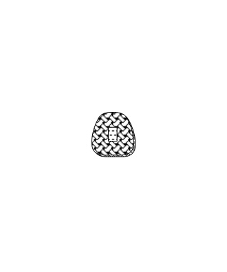 Almohadilla lumbar de foam - Ref: NP-050
