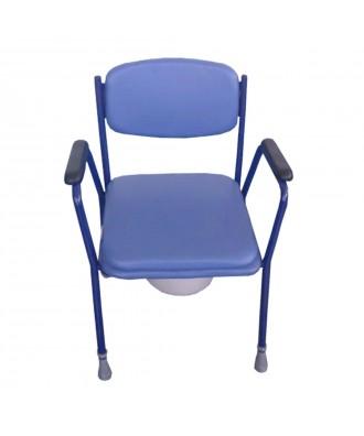 Cadeira com inodoro regulavel em altura - Ref: 2211