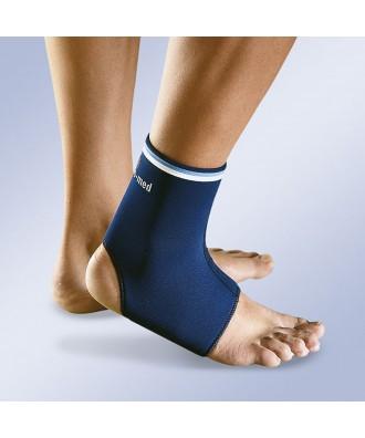 Suporte de tornozelo em neopreno fechado - Ref: 4400