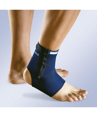 Suporte de tornozelo em neopreno aberto - Ref: 4403
