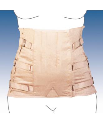 Faja sacrolumbar semirrígida corta señora- Ref: 2010-S