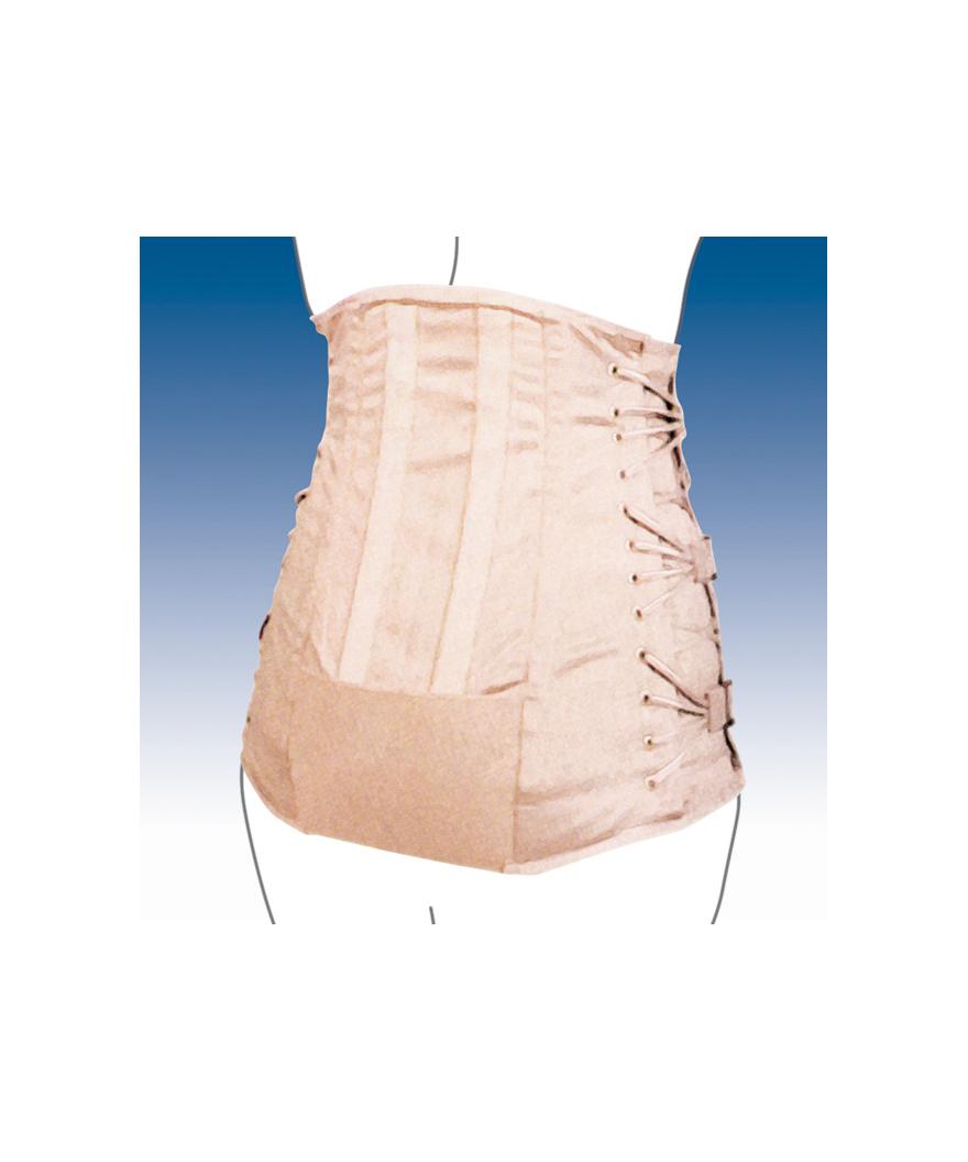 Faja sacrolumbar abdomen péndulo semirrígida - Ref: 2020-S