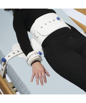 Arnês para pulso a cinto com imãs - Ref: 1013