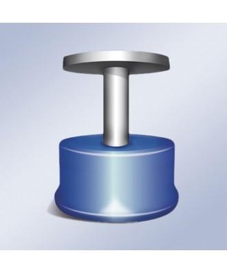 Botão magnetico para arnês de imãs - Ref: 1101