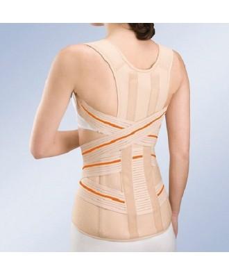 Faja dorsolumbar abdomen péndulo - Ref: 6215