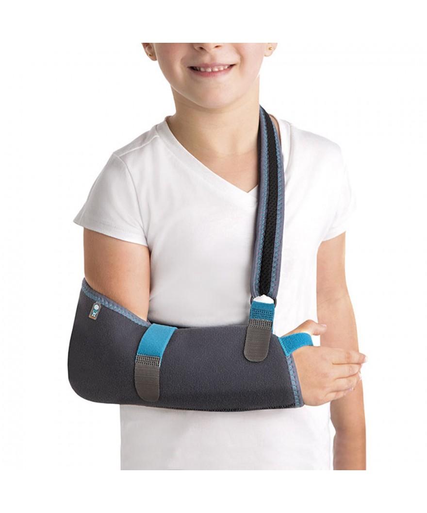 Cabestrillo inmovilizador de hombro para niños - Ref: OP1131