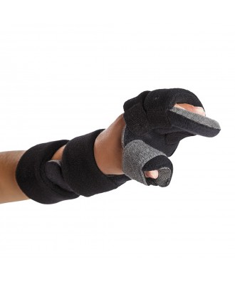 Férula imobilizadora de pulso, mão e dedos para crianças - Ref: OP1150 (direita) / OP1151 (esq)
