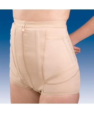 Faja pantalón con refuerzo lumbar corta - Ref: PF009