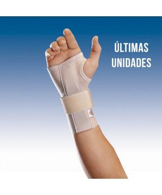 Pulso elástico curto tala flexível palmar amovível - Ref: MF-D51 (dir) / MF-I51 (esq)
