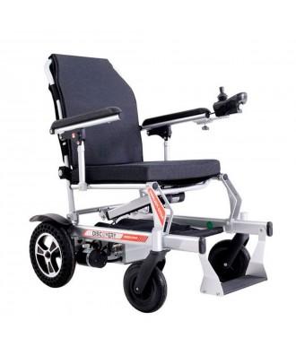 Cadeira de rodas dobrável elétrica - Ref: DISCOVERY