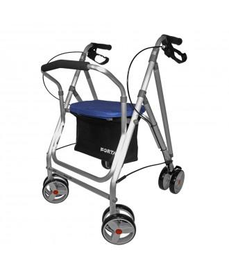 Andador plegable de aluminio - Ref: KANGURO-F1